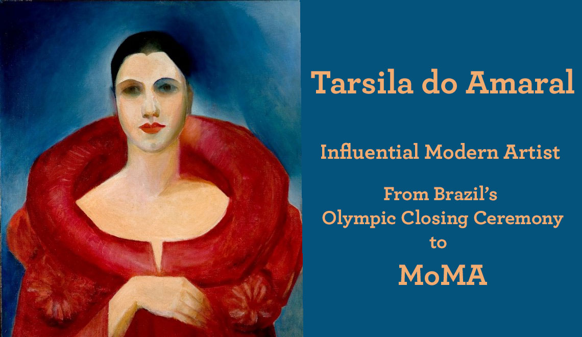 Inventing Modern Art in Brazil: Tarsila do Amaral