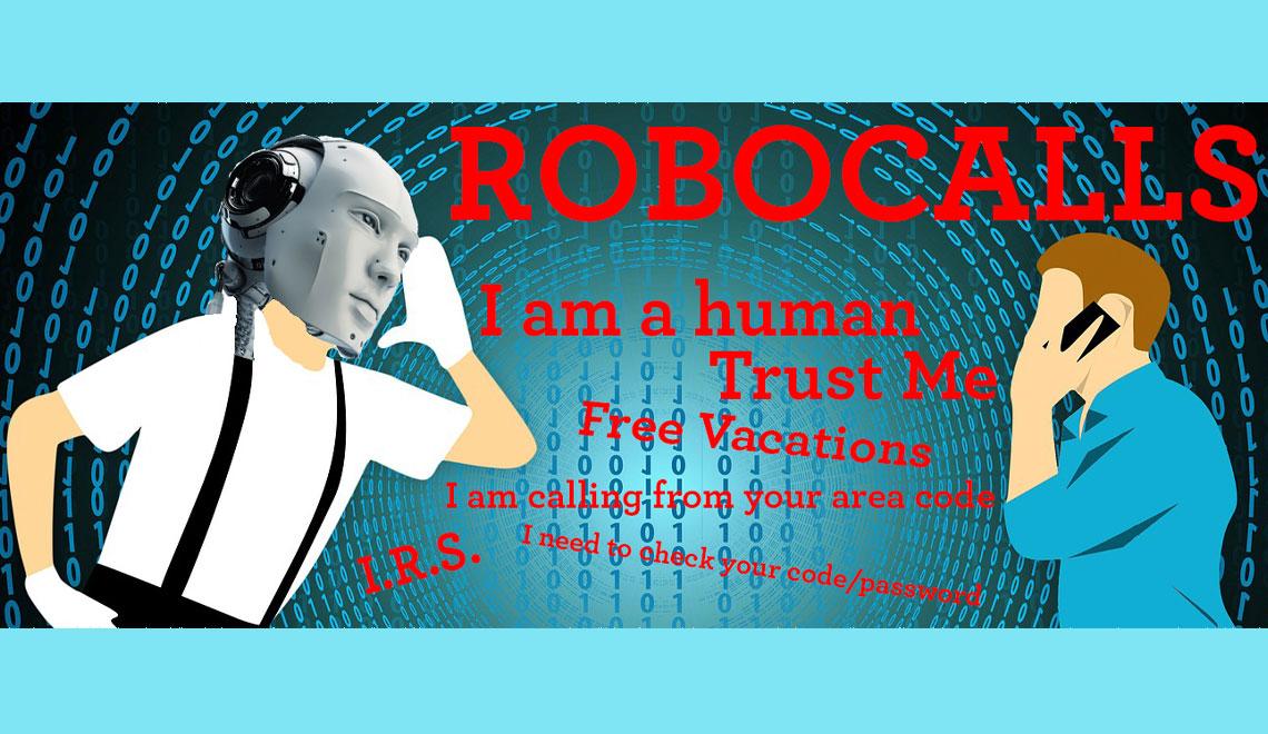 Stop Robocalls