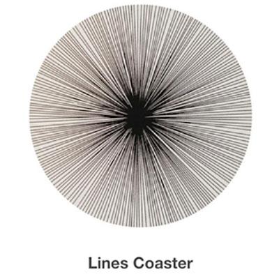 summer entertaining lines coasters