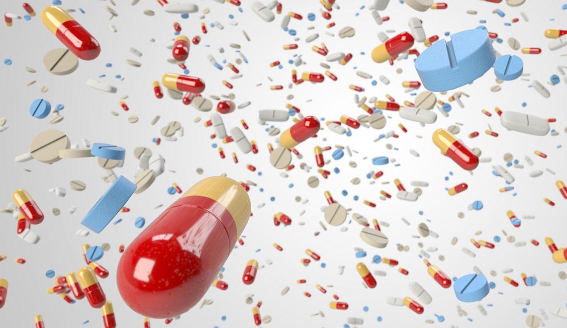 dispose of unused prescription medicine