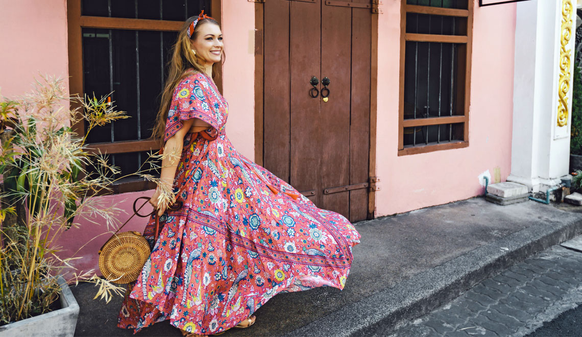 Casual Long Dresses for Warmer Weather