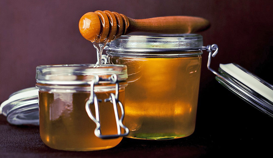 superior honeys and recipes