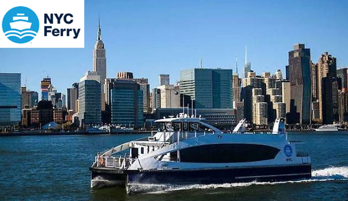 New York Ferry Service