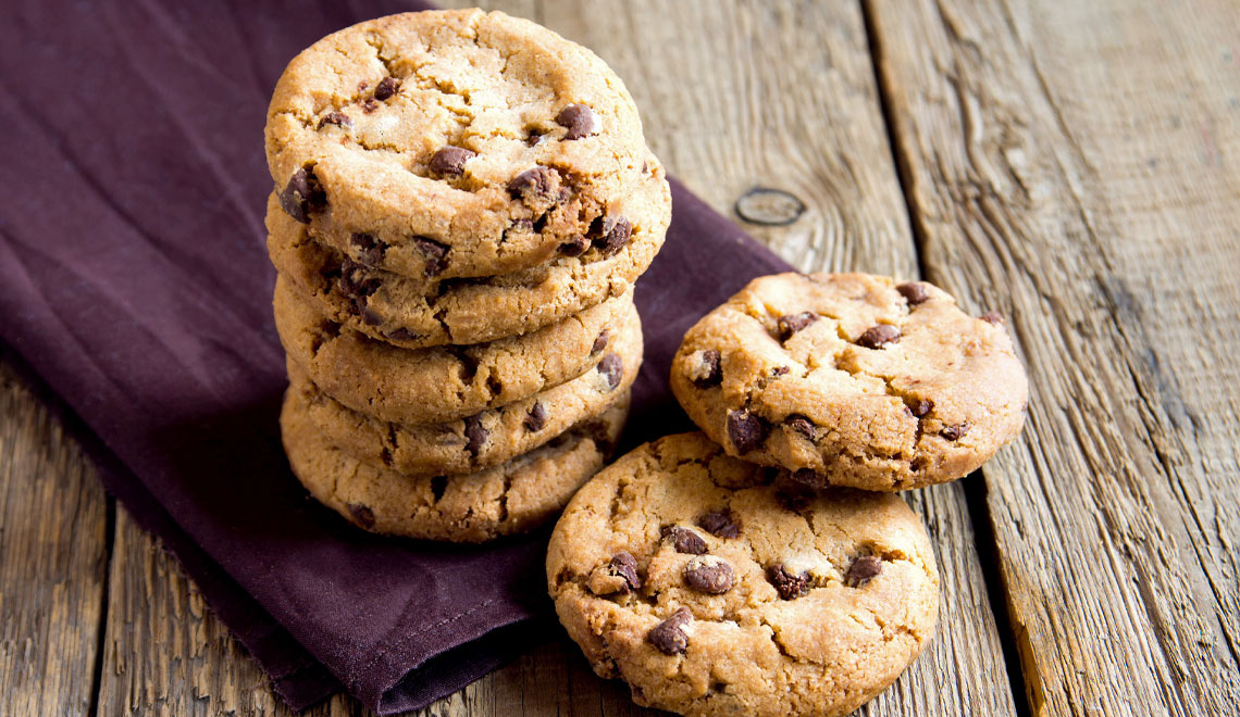 Slice and bake cookies or refrigerator cookies