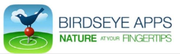 resources for birders birdseye apps