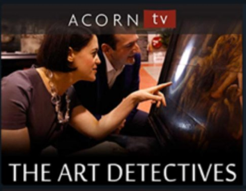 The Art of Detective Show