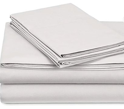 crisp cotton sheets for a cool summer sleep