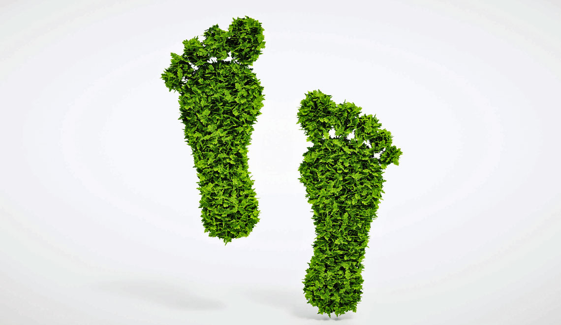 Calculating your carbon footprint