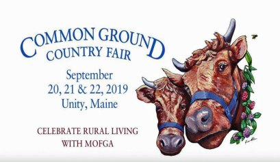 The Common Ground Fair Maine