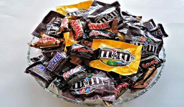 Ranking Halloween Candy