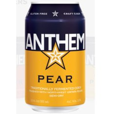 Anthem Pear Cider