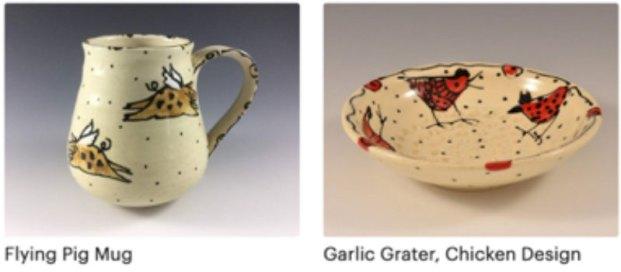 Common Fround Fair garlic grater