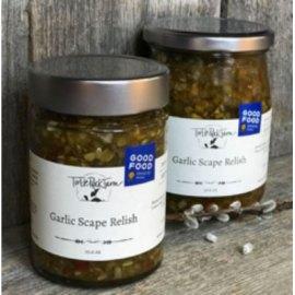 Organic scape Relish
