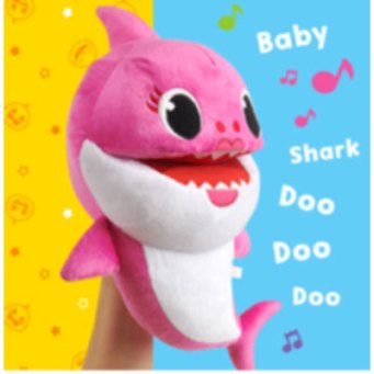 Baby shark puppet gift for kids 2019