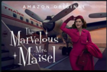 Marvelous Mrs. Maisel entertaining House Guests