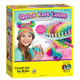 Quick Knit LoomGifts for kids