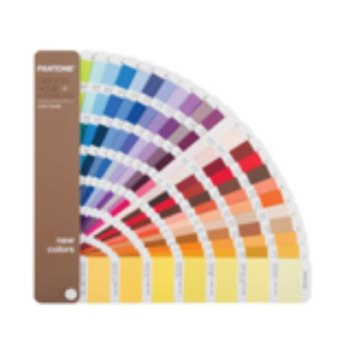 Pantones color fan deck