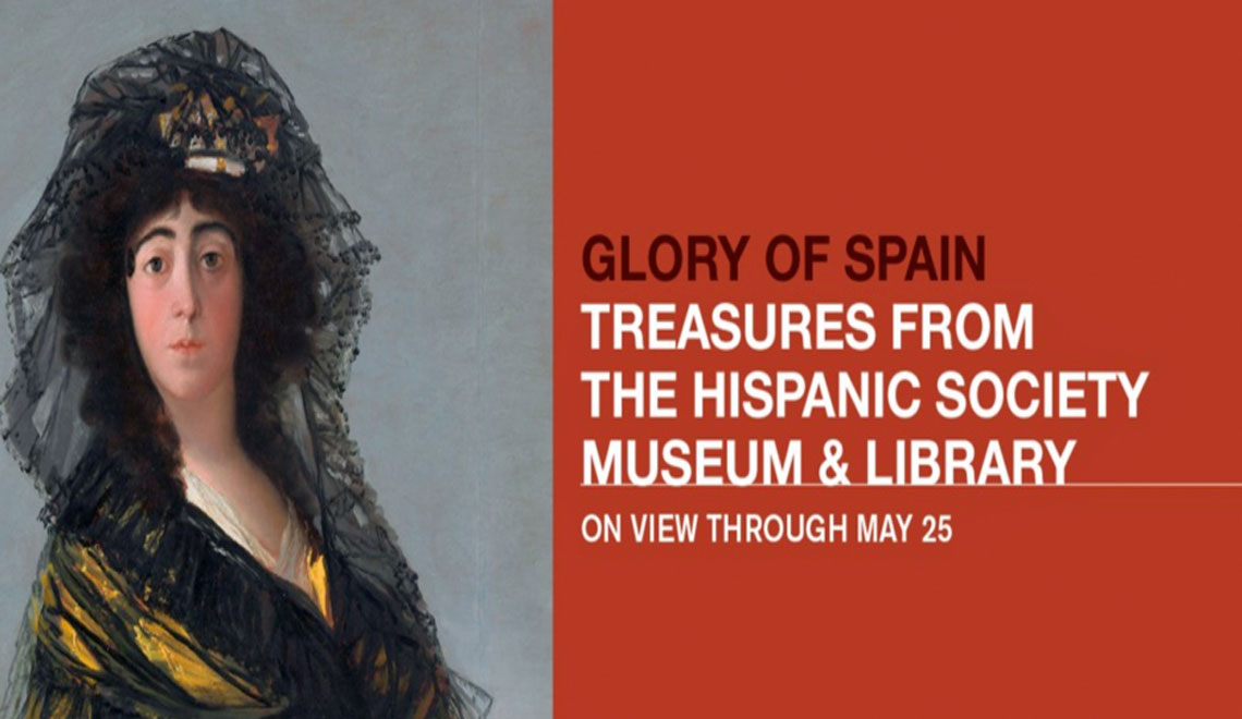 The Glory of Spain: Museum of Fine Arts, Houston, Texas