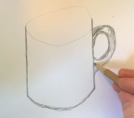 sketching and sustainable toilet paper