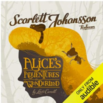 audiobook celebrities Scarlett Johansson
