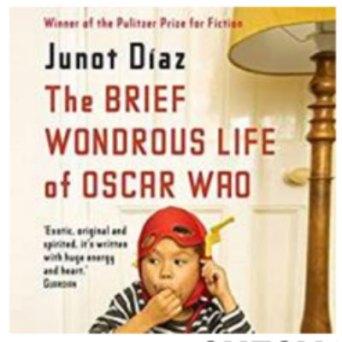 audiobooks Junot Diaz