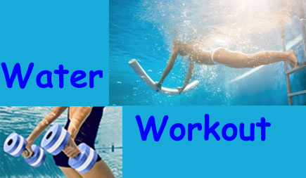 Workout in Water with Friends – The Redemption of Summer of 2020