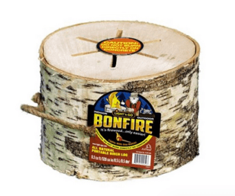 bonfire for safe entertaining outdoors