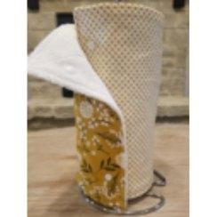blossom and dots unpaper towels