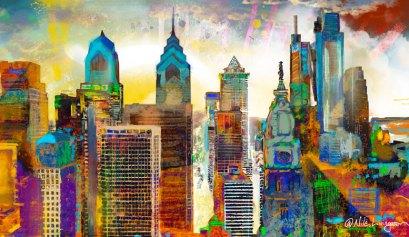 mural art of Philadelphia