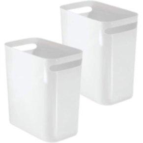 plastic waste baskets