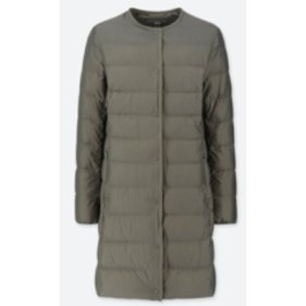 Women's Ultra-Light Down Compact Coat