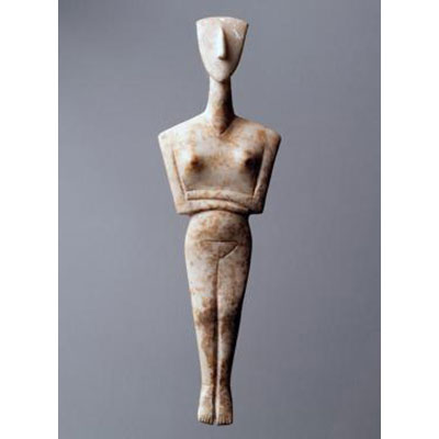 Cycladic Figure- 2700 BCE