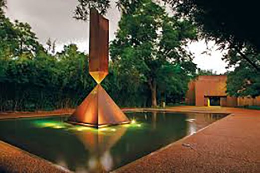 Barnett Newman the Menil Collection