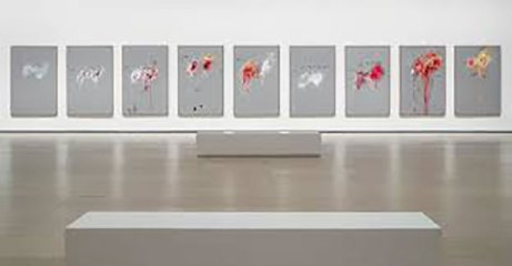 Twombly Installation