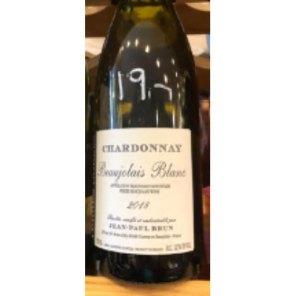 organic wine - Beaujolais Blanc