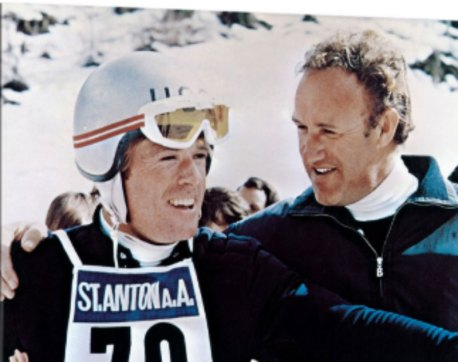 Downhill Racer Robert Redford