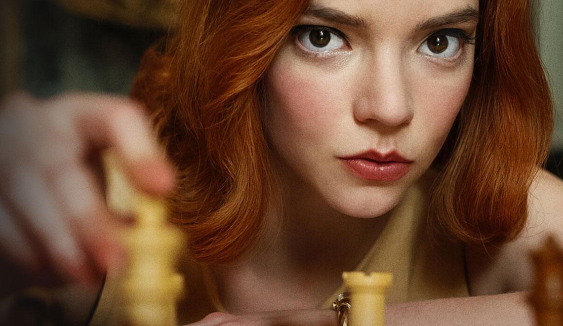 The Queen's Gambit – a Heroine's Tale