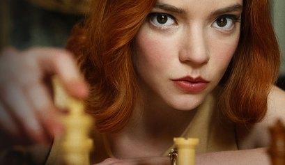 Queen's Gambit Anya Taylor-Joy