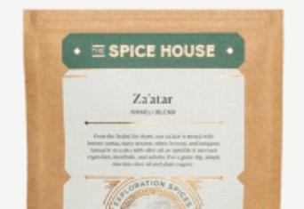Spice house Za'atar