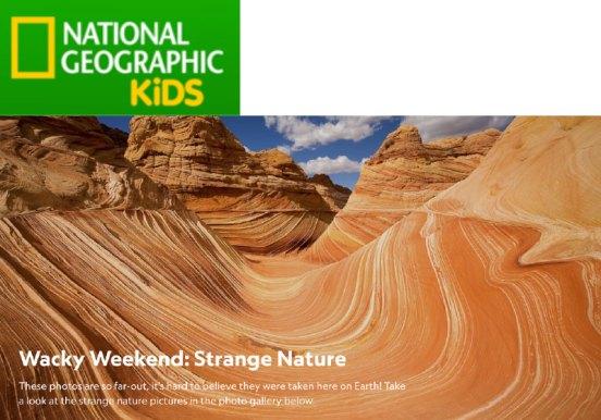 Nat Geo Going green for children