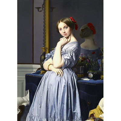 Jean- Auguste- Dominique Ingres