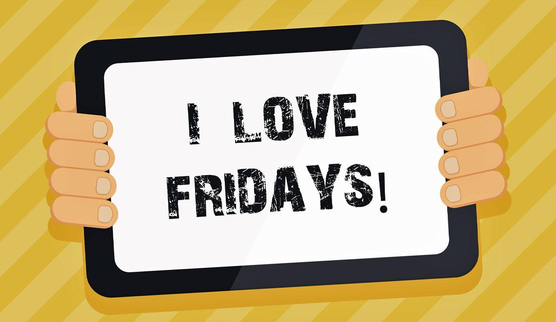 The Friday Bulletin Friday, May 14, 2021