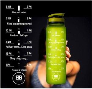 The Brooklyn Water Bottle