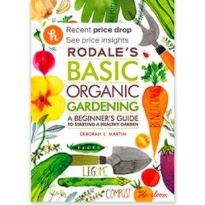 Basic Organic Vegetable Gardeing book
