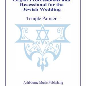 Organ Processionals and Recessional for the Jewish Wedding.jpg