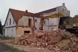 demolition and debris