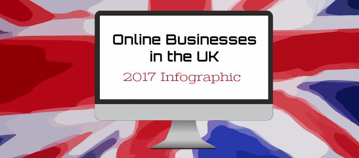 Online Businesses Uk 2017 Statistics