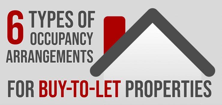 Types Of Occupancy Arrangements