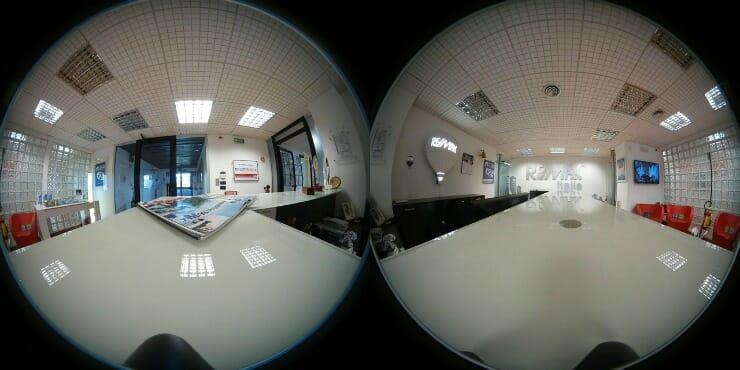 Virtual Reality Office