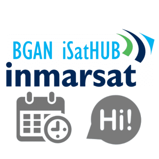 Inmarsat WiFi Hotspot Subscriptions - Explorer 710 Inmarsat BGAN Satellite Wi-Fi Hotspot